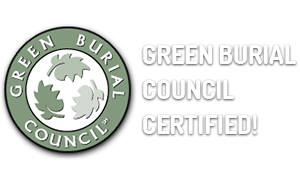Green Burial Logo